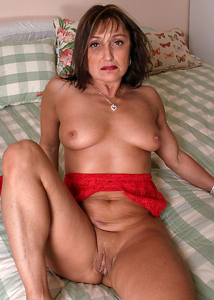 Stunning older women images