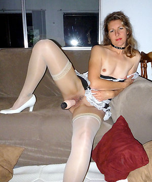 Gorgeous hot mature masturbation amateur pics