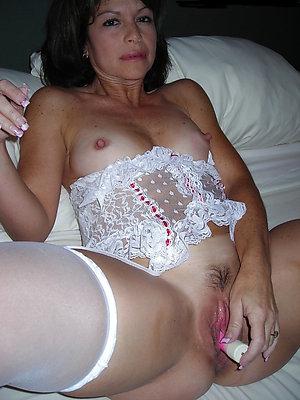 Naked hot mature masturbation amateur pics