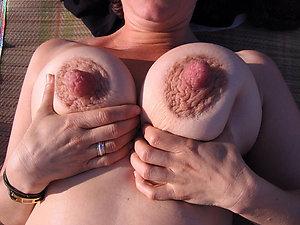 Great mature wife long nipples photos