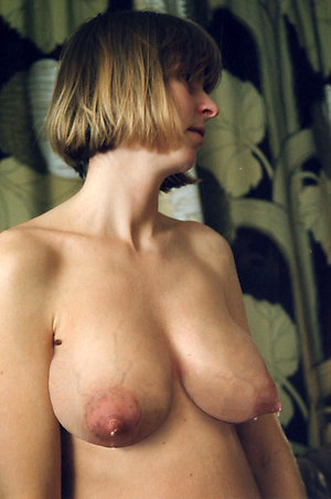 Hot Emily milf long nipples photo