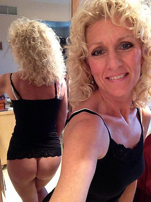 Amazing nude mature babes amateur selfshot