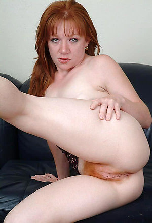 Magnificent mature redhead porn photos