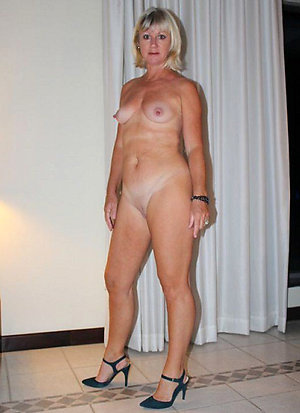 Whorish old women small tits pictures