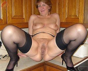Homemade nylon stocking fetish pics