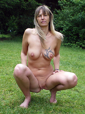 Pretty hot mature tattoo galleries