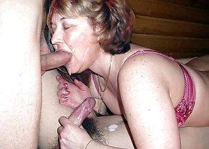 Hard mature threesome porn pics