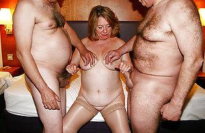 Handsome mature women threesomes