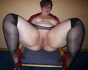 Gorgeous old naked bbw pics