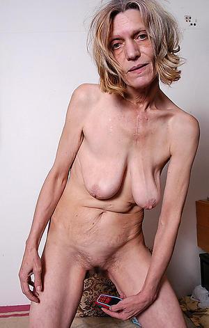 Best pics of skinny mature women