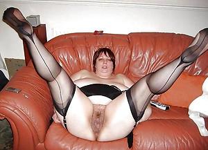 Amateur women in stockings