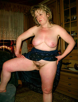Denude hot full-grown wifes
