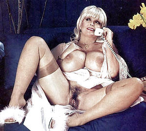 Huge vintage mature tits