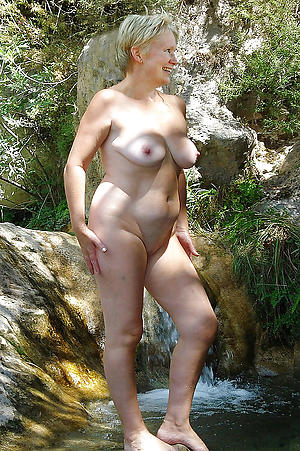 Amazing mature european