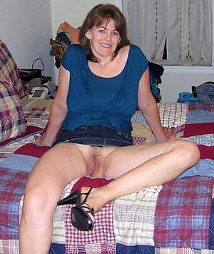 Naked european mature