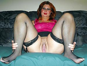 Inexperienced mature big vagina