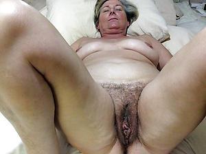 Amateur pics of mature hairy vaginas