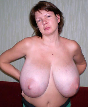 Attracting mature busty blonde amateur pics