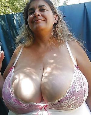 Amateur busty nude full-grown