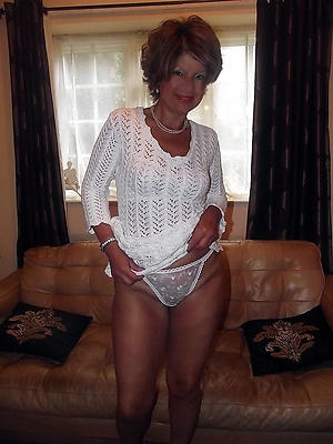 Nude classic mature amateur pics