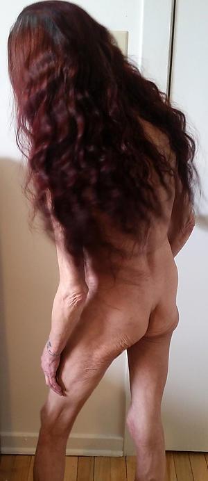 Naked skinny mature pics