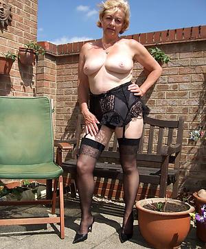 Naked classic mature porn pics