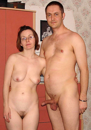 Older couples making love posing nude