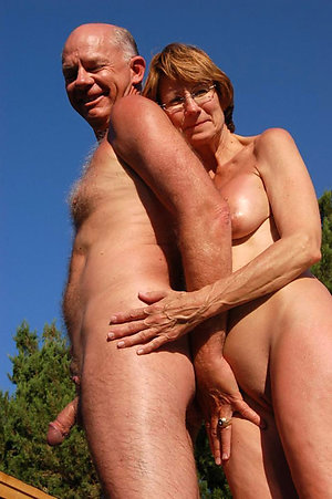 Nude mature amature couples