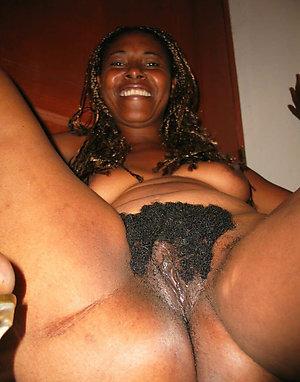 Naked beautiful ebony mature women