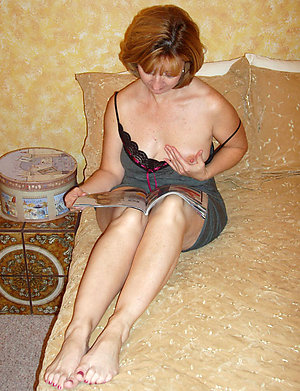 Favorite mature feet gallery