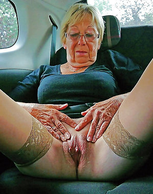 Private pics of granny loves sex