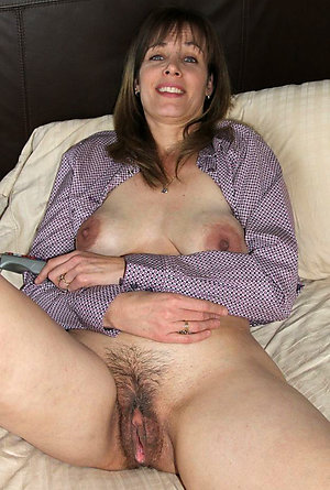 Real private pics of mature hairy wife