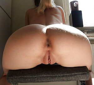 Horny big butt older women