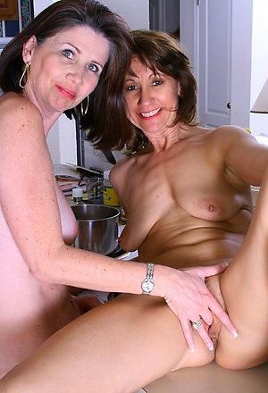 German Mature Lesbian Porn
