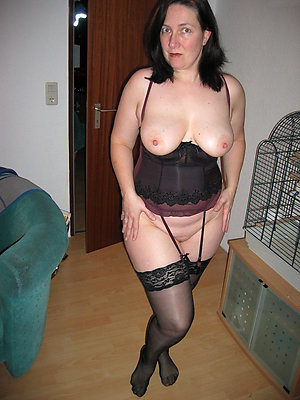 Super-sexy older ladies sexy lingerie