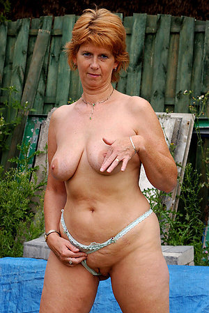 Private homemade mature redhead pics