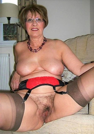 Slutty old and hairy women
