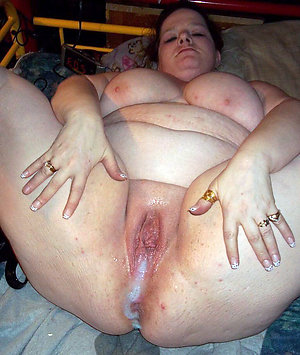 Real mature creampie nude pictures
