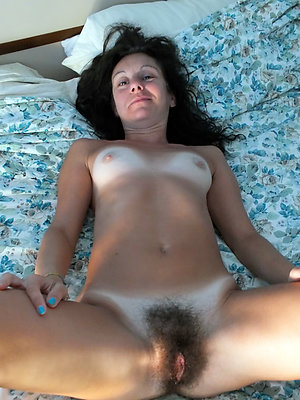 Real mature solo masturbation