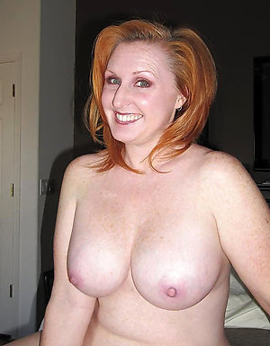 Real dispirited grown up nude redheads pics