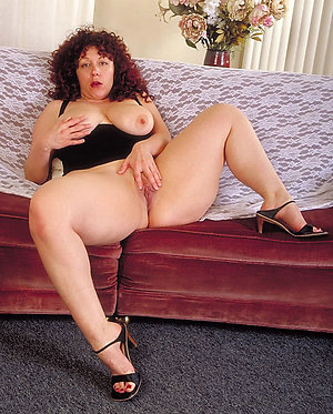 Handsome mature bbw lingerie