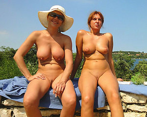 Pretty mature nude beaches