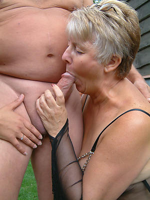 Naughty older women grand blowjobs