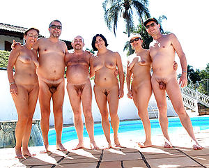 Amateur naked matured groups