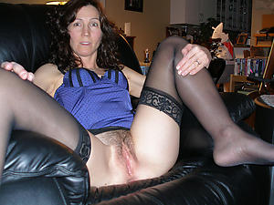 Mature white woman