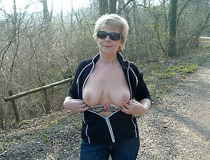 Sweet white mature women