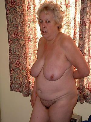 Gorgeous sexy nude grandmothers