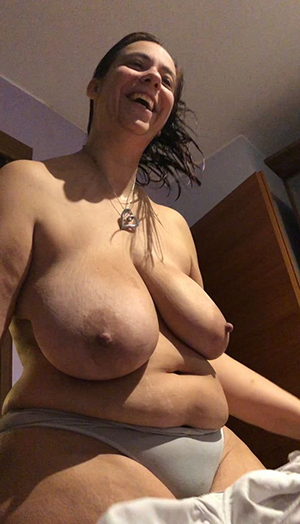 Busty russian mature