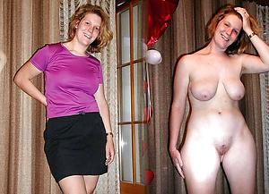 Mature lady before and after porn pics