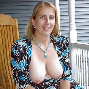 Busty classy mature ladies